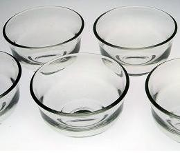 Glass Tasting Tea Cup Set