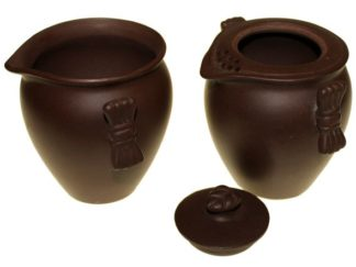 Purple Clay Teapot and Server Set (RS-06)