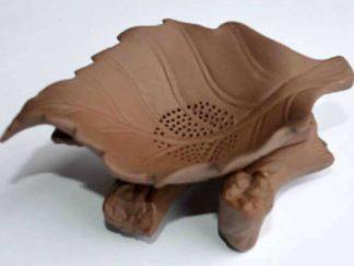 Yixing Purple Clay Tea Strainer