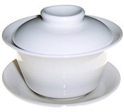 Jingde Gaiwan - Standard White